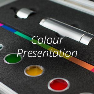 Bttn- colour presentation